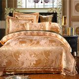 Cheap Jacquard Cotton Bedspread Quilt Cover Bedding Set