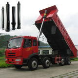 Wholesale Multi Stage Single Acting Dump Truck Hydraulic Oil Cylinder