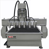 Woodworking Engraving Machine with High Quality (ZX1325B-6)