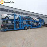 2 Axles 3axles Car Carrier Semi Trailer for SUV
