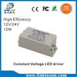 Factory Direct Supply 12V 1A 2A 3A 4A 5A 6A Constant Voltage Driver LED
