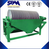 Sbm 1-20tph Cts Series Dry Magnetic Drum Separator Price, Magnetic Roll Separator