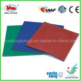 Prefabricated Gym Rubber Floor Roll
