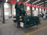 Grain Wheat Maize Sunflower Sesame Soybean Cleaning Machine / Seed Cleaner