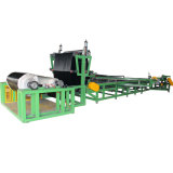 High Quality Horizontal Rubber Bias Cutter for Motorcycle/Bicycle Tire Making Machine