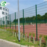 Wholesale Customized Ral Color Anti Climb Double Wire Strongest Fence for Sports