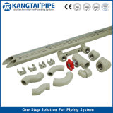 PPR Plastic Pipe Fitting for Hot Cold Water Conveyance Pn12.5 DN 20 DN40