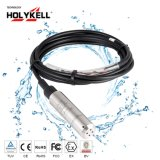 Holykell Submersible Fuel Oil Diesel Depth Borehole Hydrostatic Water Level Sensor for Iot Platform