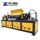 Good Quality Steel Bar Straightener Manufacturer Rebar Straightening & Cutting Machine