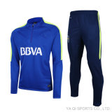 Team Soccer Tracksuit Fitness Sport Wear Football Tracksuit