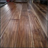 Solid Small Leaf Acacia Hardwood Flooring/Wood Floor