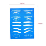 Cheap Tattoo Practice Skin for Eyebrows and Lips Microblading Practice Pads Artificial Skin