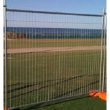 USA/Australia Hot-Dipped Galvanized Wire Mesh Temporary Fence Panels