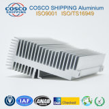 Aluminium/Aluminum Heatsink (with ISO9001: 2008 Certificated & clear anodized & RoHS)