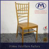 Hot Sale High Quality Hotel Furniture Metal Chiavari Wedding Chair