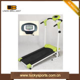 Home Use Fitness Manual Single Flat Home Jogger Standing Treadmill