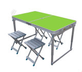 Wholesale Aluminium Alloy Folding Table Outdoor Portable Folding Table