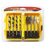 Hand Tools 8PCS Wood Bore Drill Bit Set Accessories