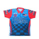 Custom OEM Auto Pit Crew Shirts Polo Shirt Wholesale, Custom Motorcycle Shirts