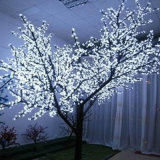 650L Christmas Decoration Lamp Outdoor Cherry Trees LED Lights