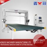 CNC Horizontal& Vertical Oscillating Blade Foam and Sponge Cutting Machine