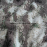 Camouflage Print Polar Fleece with 1 Side Anitpilling