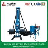 KQD70 Electric Small Portable DTH Drilling Rig for Quarry