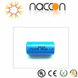 Rechtageable Lithium Battery 16340 400mAh 3.2V LiFePO4 Battery
