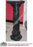 Stone Carving Column of Hand Carving (SK-1408)