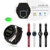 3G WiFi Nano SIM Smart Watch Phone with Heart Rate Monitor Kw88PRO