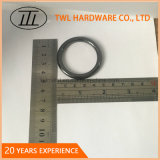 Factory Wholesale Shiny Gunmetal Color 40mm 1.5 Inch O Ring
