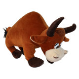 Audited Factory OEM Plush Cow Toy