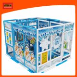 2018 Snow Theme Mini Indoor Playground Equipment Prices