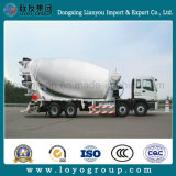 Competitive Price Used Japan 8X4 12m3 Conrete Mixer Tank Truck
