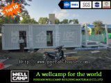 Wellcamp Prefabricated Charity Action Container Homes / Container House