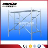 Customised Easy Install Business Show H Frame Aluminum Mobile Scaffold