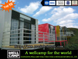 Wellcamp Luxury Finished Prefabricated Shipping Container House