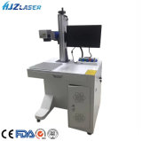 Mopa Color Marking in Stainless Steel Laser Engraving Machine