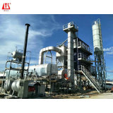 Road Construction Machinery Stationary Batch Asphalt Mixing/Mix Plant Cost