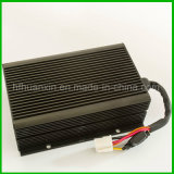 Isolated Type DC/DC Converter Model Hxdc_Isolated 7224/400 72V to 24V 400W for Electric Vehicle