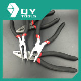 American Type Long Nose Pliers with PVC Dipped Handle
