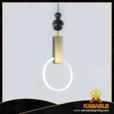 Dining Room Sample Design Fancy Gold Pendant Lamp (RSD2029A-32W)