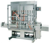 Automatic Viscosity Paste, Liquid Filling Machine