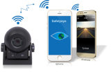 WiFi Backup Camera with Magnetic Base and Recharged Battery, Mobile APP Rear View Camera