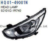 Auto Parts Head-Lamp Assy Fits Hyundai-Accent Dodge-Attitude 2014-2016 92101-1r740/92102-1r740/92101-1r730/92102-1r730