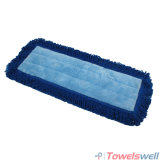 Commercial Microfiber Looped-End Dust Mop