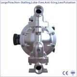 """1"""" Large Flow Stainless Steel Air Operated Double Diaphragm Pump"""