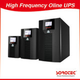 Total Power Factor up to 90% High Frequency Online UPS
