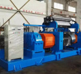 "18"" 2 Rubber Plastic Two Roll Open Mixing Mill Machine"