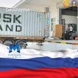 Reliable China Shipping Agent to Russia/St Petersburg/Moscow/Vladivostok